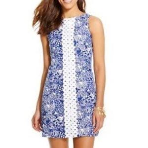 Lilly Pulitzer}For target upstream sheath dress